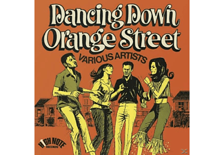 VARIOUS - Dancing Down Orange Street (Expanded Edition) - (CD)
