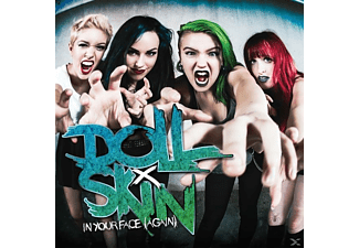 Doll Skin - In Your Face (Again) - (CD)
