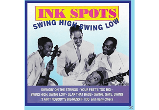 The Ink Spots - Swing High Swing Low - (CD)