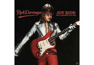 Rick Derringer - Joy Ride-Solo Albums 1973-1980 - (CD)