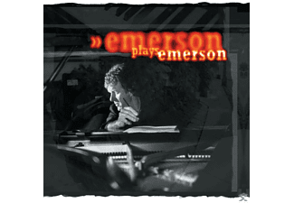 Keith Emerson - Emerson Plays Emerson (Remastered Edition) - (CD)