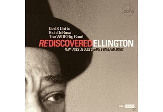 Dial & Oatts & Rich Deros - Rediscovered Ellington - (CD)