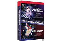 THE ROYAL BALLET/DUTCH NATIONAL BAL - Alice's Adventures in Wonderland/Cinderella [DVD]