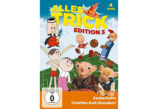Alles Trick - Edition 3 - (DVD)