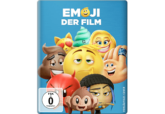 Emoji Der Film Steelbook Edition Family Kids Blu Ray Saturn