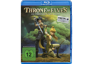 Throne of Elves - Die Chroniken von Altera - (Blu-ray)