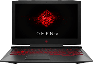 "HP Omen Black 15.6"" i7-7700HQ 16 GB 1TB+256GB 6 GB GTX 1060 Laptop Outlet"