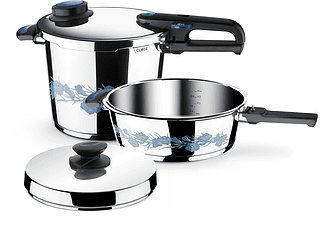 FISSLER Σετ Quattro Blue Dream 8l & 4l
