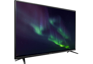 "SHARP LC-65CUG8052E 65"" Smart UHD 4K TV - Svart"