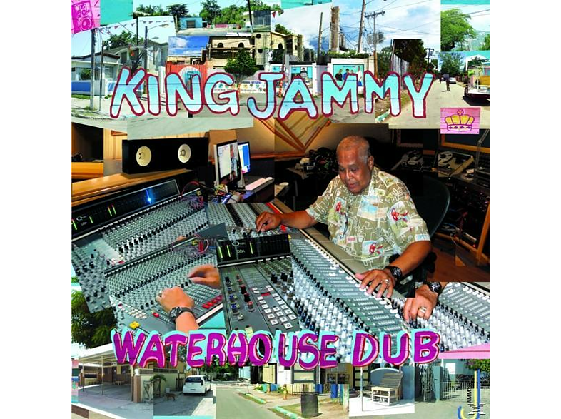 King Jammy - WATERHOUSE DUB [CD]