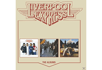 Liverpool Express - The Albums (3CD Box Set) - (CD)