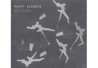 Poppy Ackroyd - Sketches - (Vinyl)