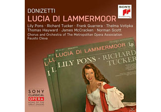 VARIOUS, Chorus And Orchestra Of The Metropolitan Opera Association - Lucia di Lamermoor - (CD)