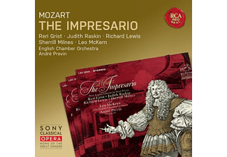 VARIOUS, English Chamber Orchestra - The Impresario & Jigsaw Puzzle Mozart - (CD)
