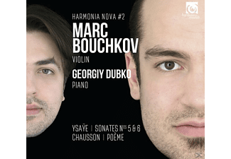 Georgiy Dubko - Sonaten 5 & 6/Poeme - (CD)