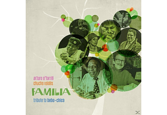 Arturo Ofarrill & Chucho Valdes - Familia: Tribute To Bebo & Chico - (CD)