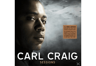 Carl Craig - Sessions - (Vinyl)