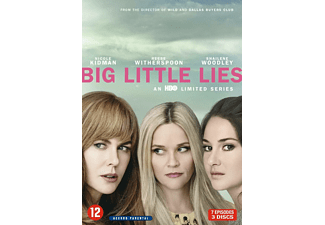 Big Little Lies Saison 1 DVD