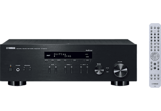 YAMAHA R-N303D, Stereo Receiver, Schwarz