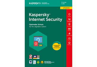 kaspersky internet security 5 ger te upgrade code in a. Black Bedroom Furniture Sets. Home Design Ideas