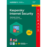 Kaspersky Internet Security Upgrade (Code in a Box)
