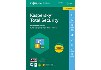 Kaspersky Total Security Upgrade (Code in a Box)