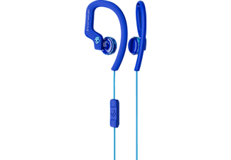 SKULLCANDY CHOPS FLEX, In-ear Kopfhörer, Headsetfunktion, Blau
