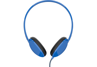 SKULLCANDY STIM LH20, Over-ear Kopfhörer, Headsetfunktion, Blau