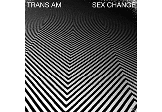 Trans Am - Sex Change - (Vinyl)