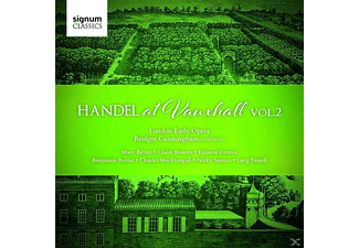 London Early Opera - Handel at Vauxhall Vol.2 - (CD)