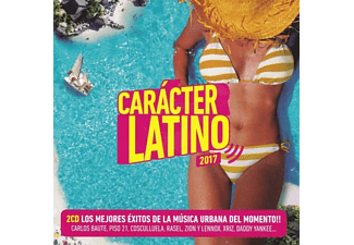 VARIOUS - Caracter Latino 2017 - (CD)