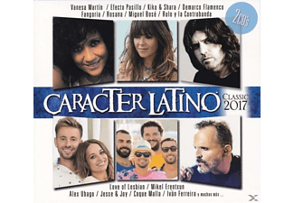 VARIOUS - Caracter Latino Classic 2017 - (CD)