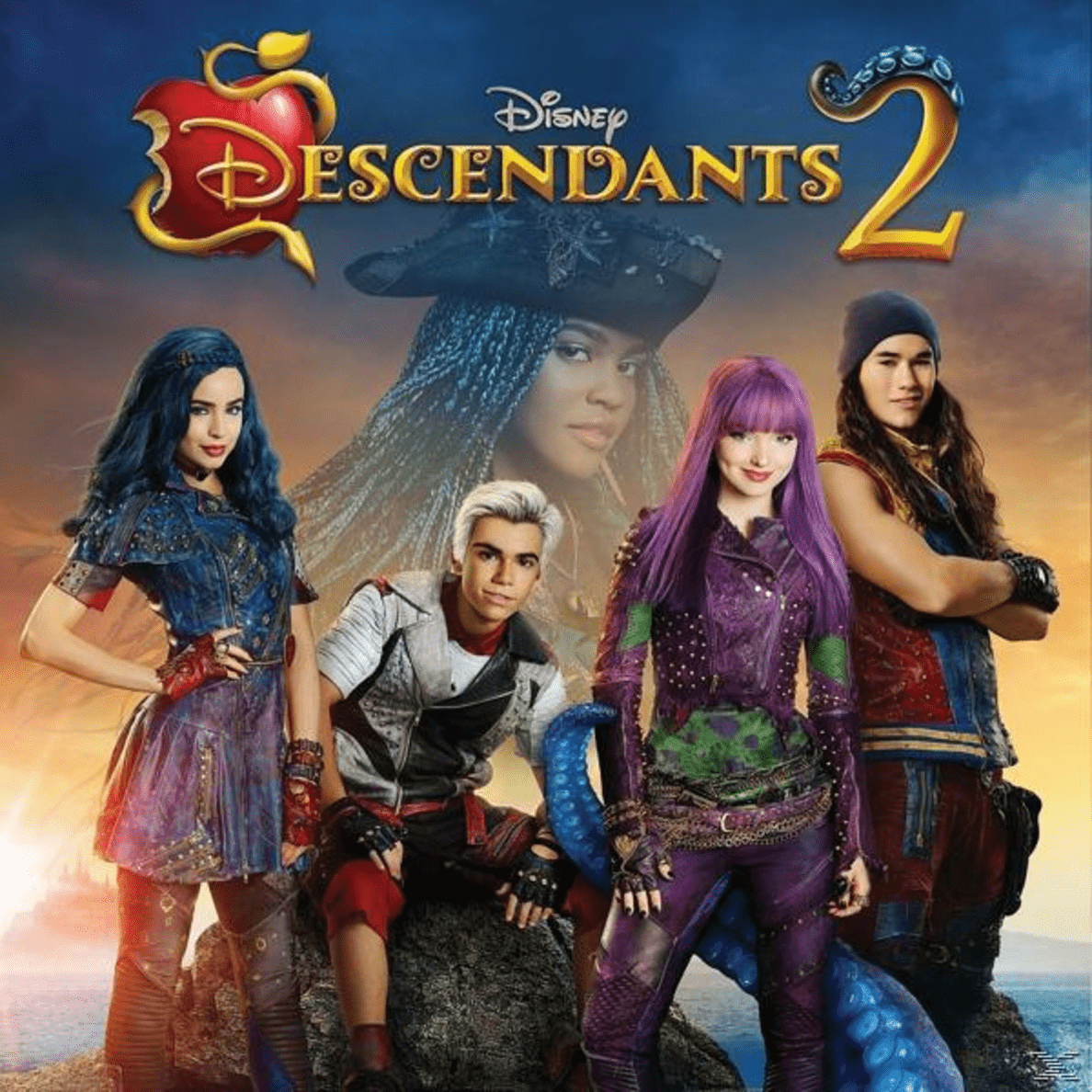 VARIOUS - Descendants 2 - (CD)