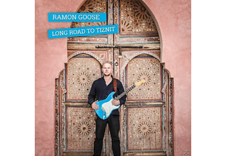 Ramon Goose - Long Road To Tiznit - (CD)