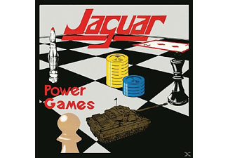 Jaguar - Power Games - (Vinyl)
