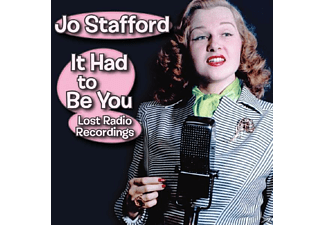 Jo Stafford - It Had To Be You - (CD)