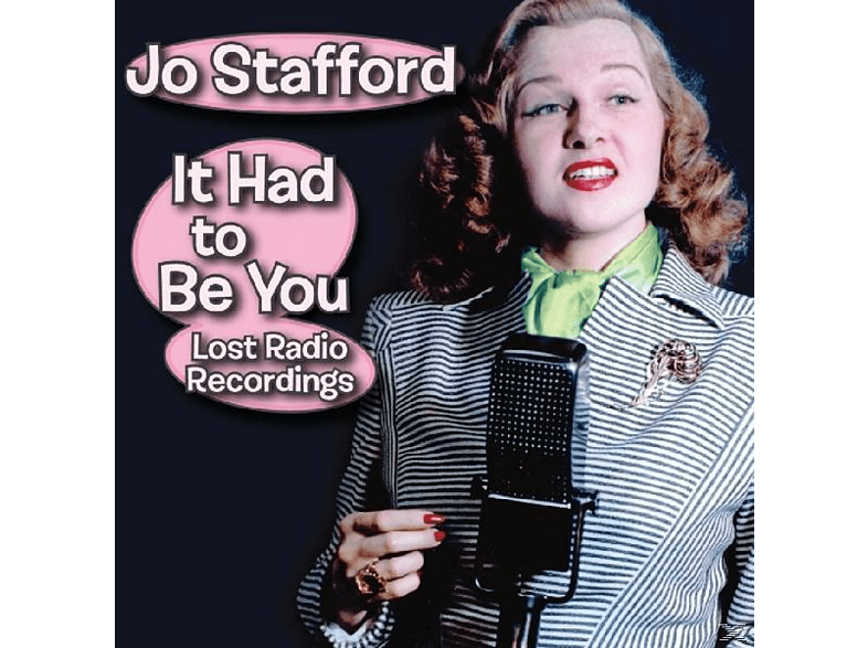 Jo Stafford - It Had To Be You [CD]