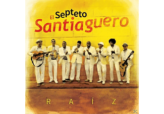 Septeto Santiaguero - Raiz - (CD)