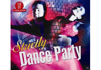VARIOUS - Strictly Dance Party - (CD)