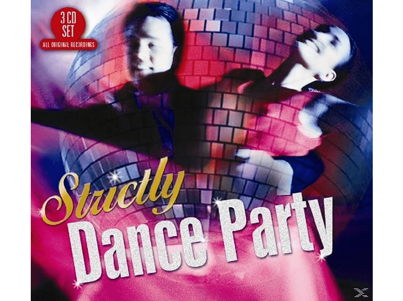 VARIOUS - Strictly Dance Party [CD]