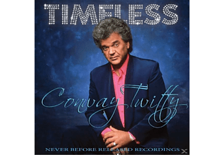 Conway Twitty - Timeless - (CD)