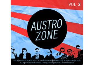 VARIOUS - Austrozone Vol. 2 - (CD)