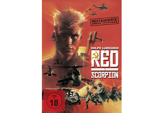 Red Scorpion - (DVD)