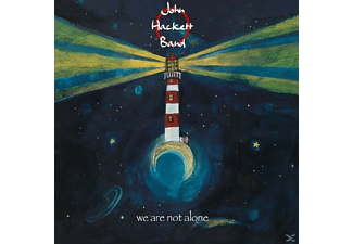 John Hackett Band - We Are Not Alone - (CD)