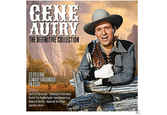 Gene Autry - Defintive Collection - (CD)