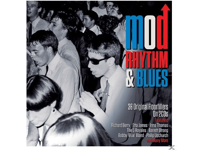 VARIOUS - Mod Rhythm & Blues [CD]
