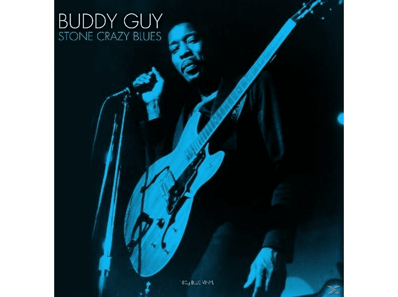 Buddy Guy - Stone Crazy Blues [Vinyl]