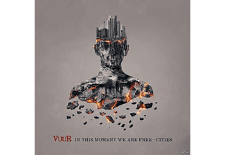 Vuur - In This Moment We Are Free-Cities - (LP + Bonus-CD)