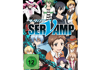 Servamp Vol. 1 - (Blu-ray)