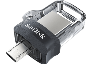 SANDISK 64GB Dual Drive m3.0 Android ve PC USB Bellek